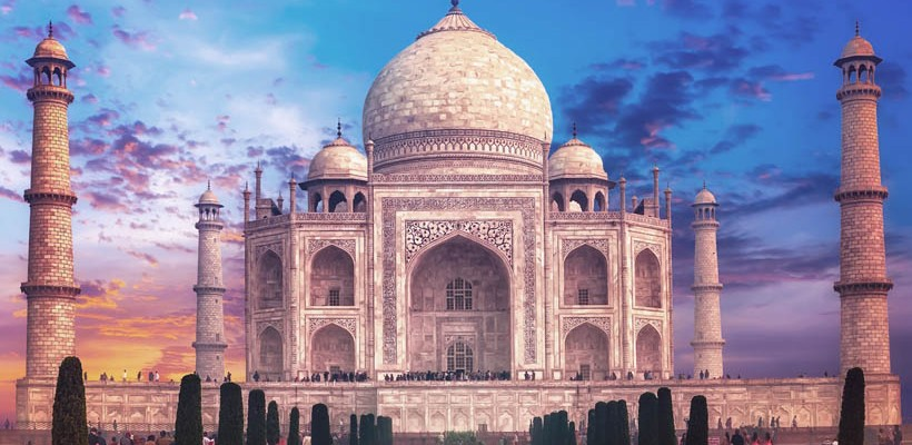 Taj Mahal – The symbol of India