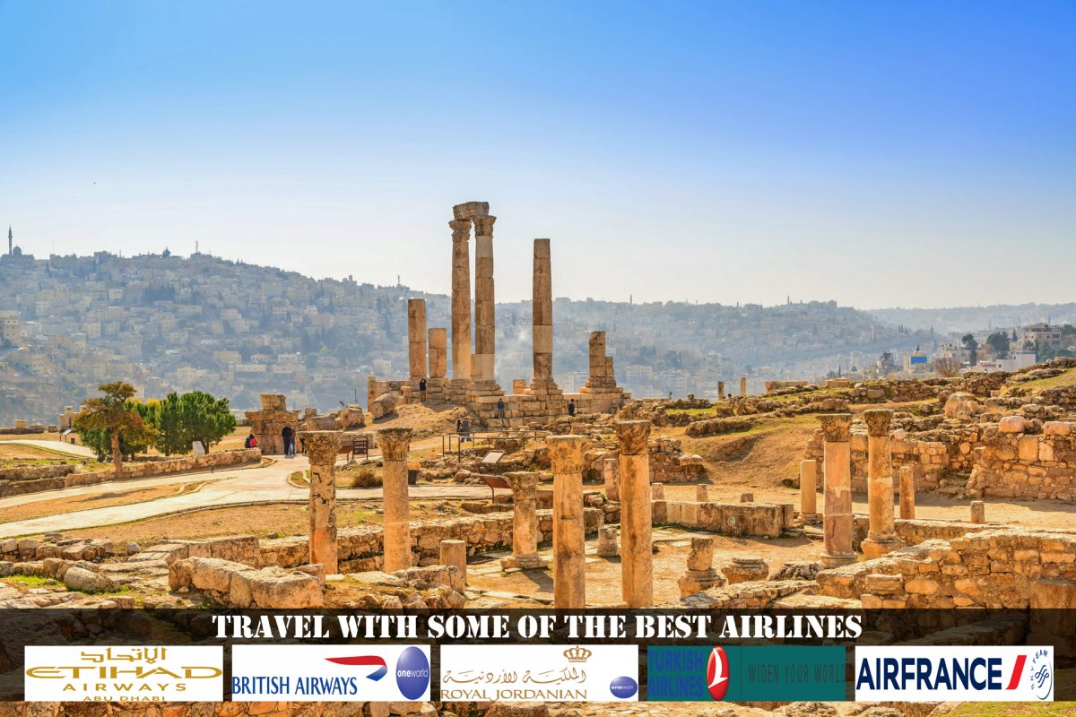 Amman One Of The Oldest Continuously Inhabited Cities In