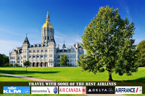 Hartford – The Insurance Capital of the World