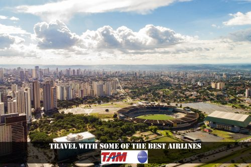 Top Places to visit in Goiania, Brazil