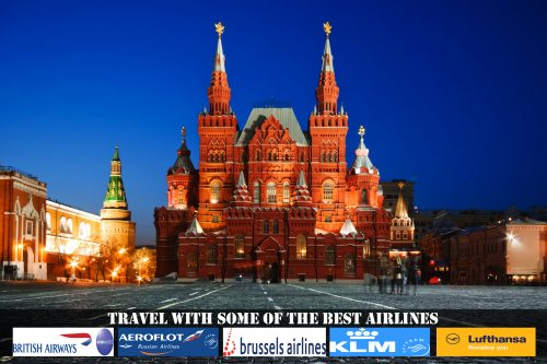 Moscow – The Whitestone
