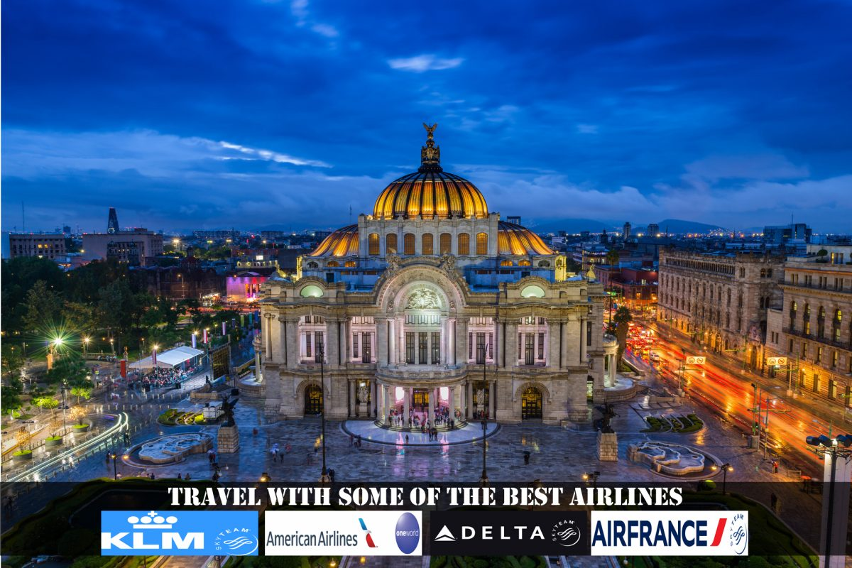 Top things to do in Mexico City.