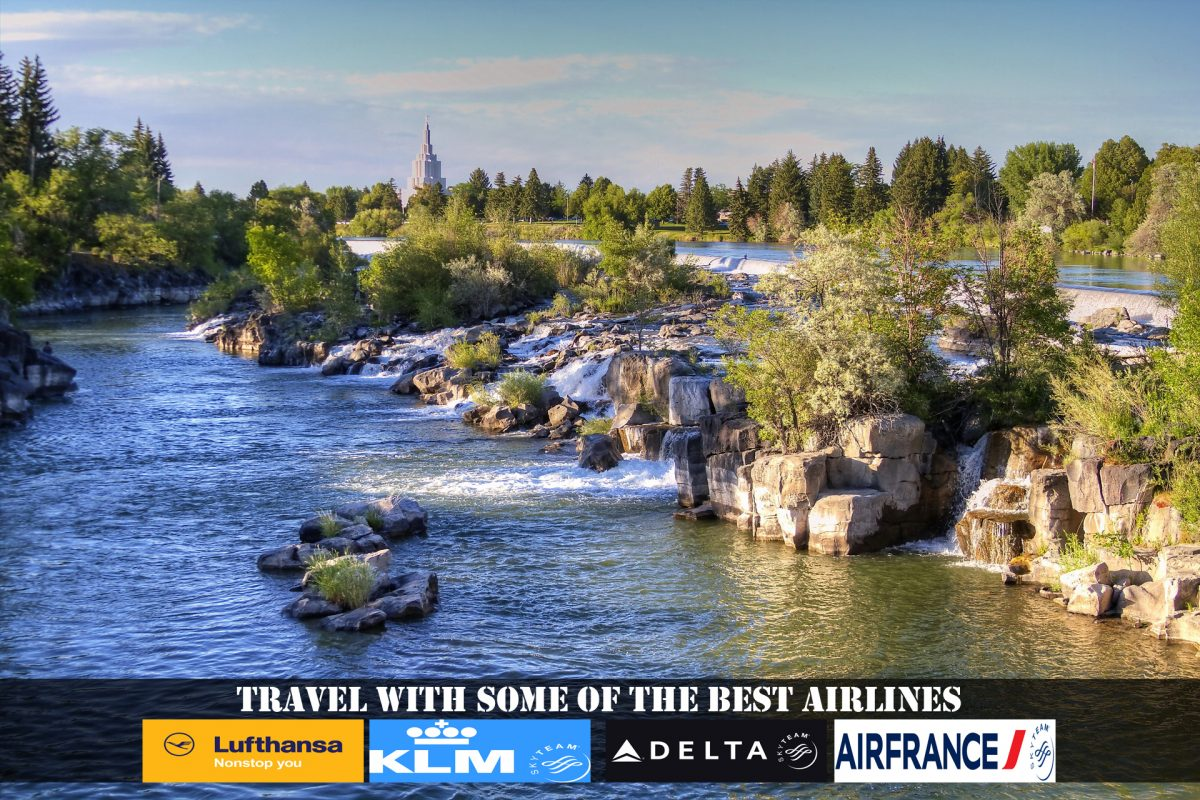 Top 10 Best Things to do in Idaho Falls