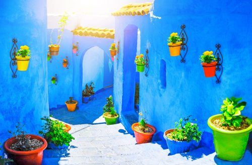 The Most Colorful Streets to Tour in Africa.