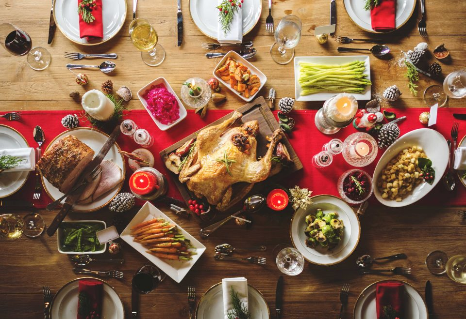 05 Christmas food traditions from around the world