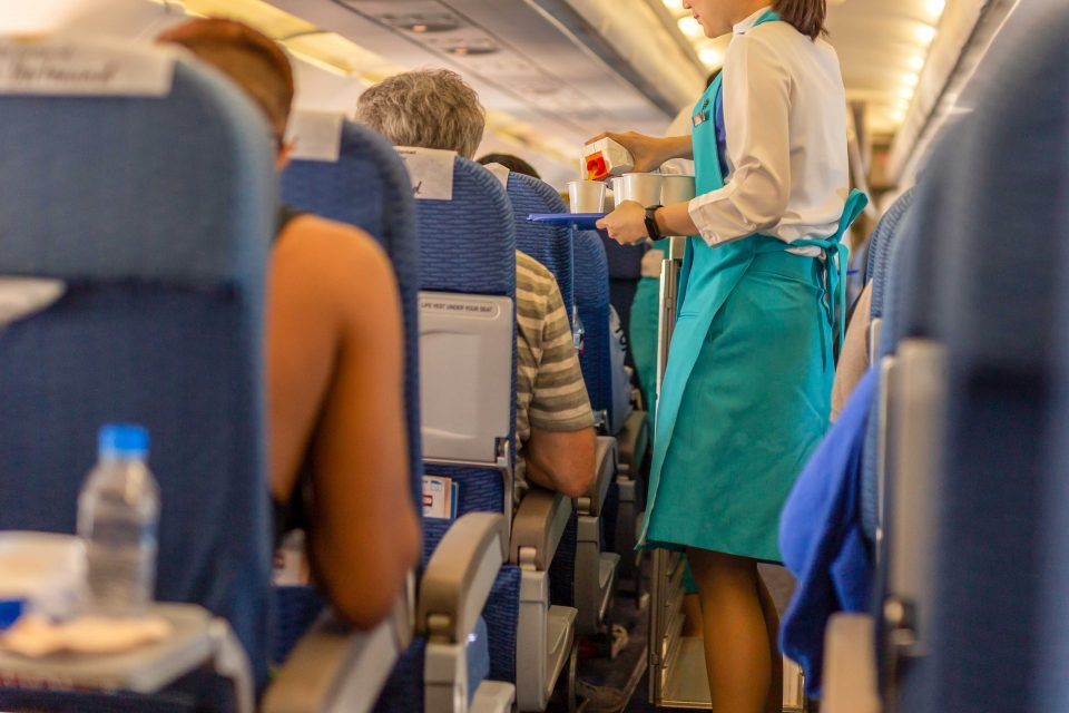 New research reveals: Air travellers are more concerned about inflight services despite the cost of air tickets