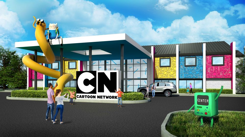 The Cartoon Network Hotel Vs the Theme Park! Which One Would You Rather Visit?