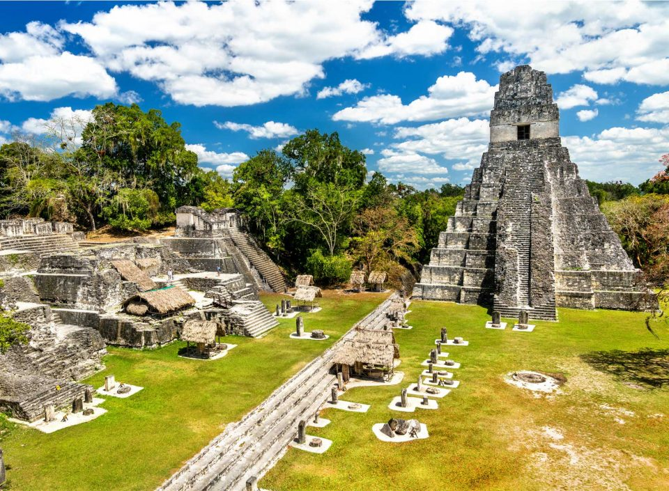 Two tourists were prisoned for defacing 1,300-year-old Mayan temple