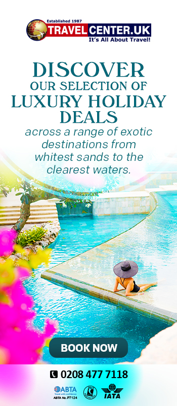 BOOK LUXURY HOLIDAYS & DEALS 2021