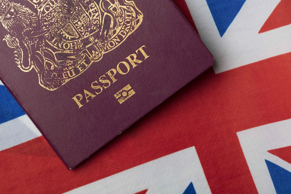 Brexit consequences: Slight changes to the UK Passport.