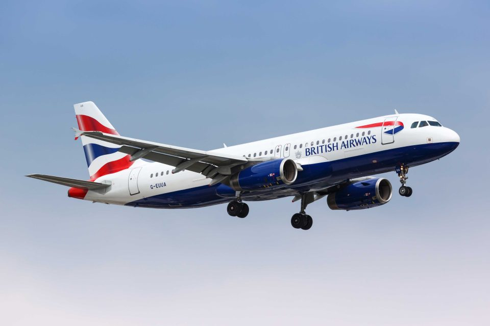British Airways Health and Safety standards: concerns regarding Wuhan Coronavirus.
