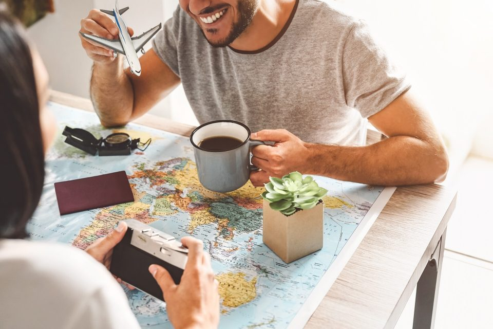Armchair Travellers A complete guide to things you can do at home