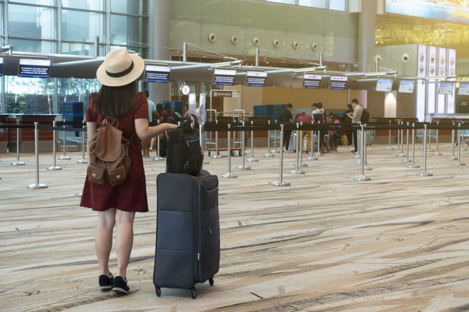 British Airways limits hand luggage size and checked baggage allowance