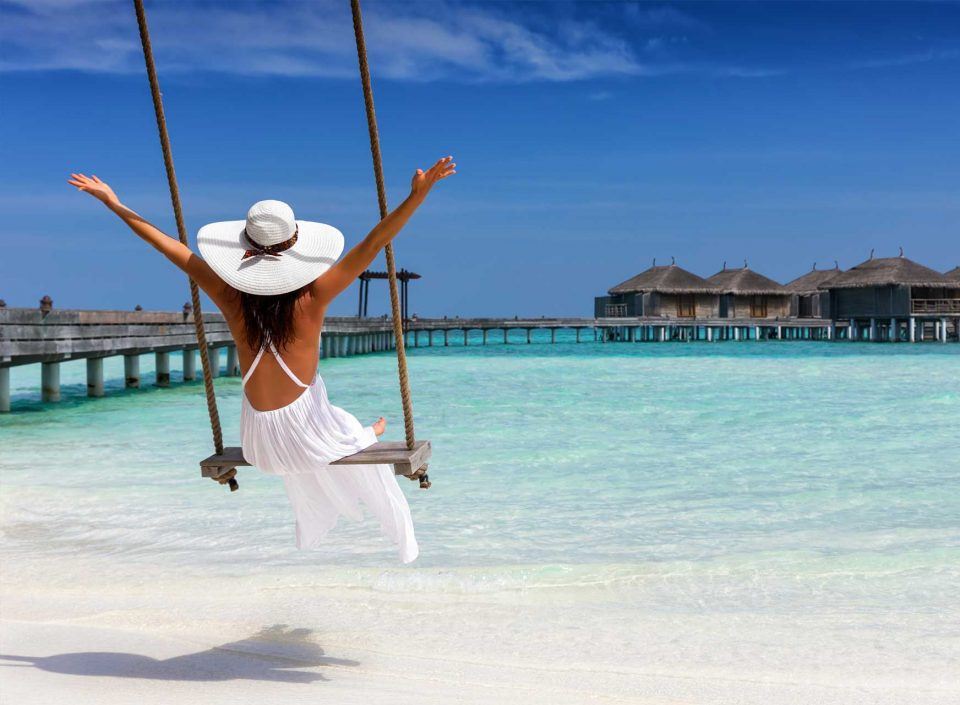 Your Gateway to Romance: The Maldives