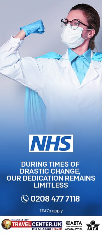 A tribute to our heroes: NHS workers