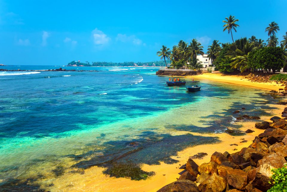 Beaches in Sri Lanka! A land like no other