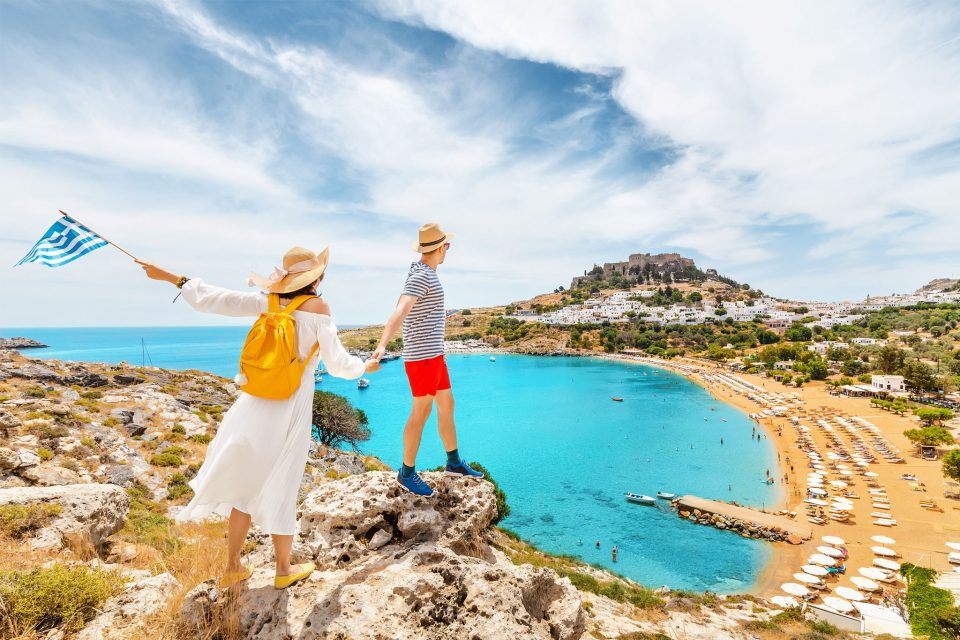 Greece shifts the decision to permit Brits to holiday with stern quarantine laws