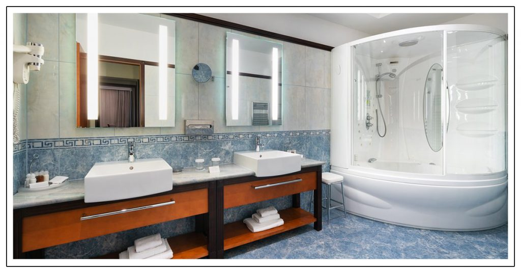 Rooms and Facilities of Hotel More
