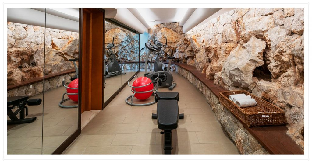 Amenities of Hotel More