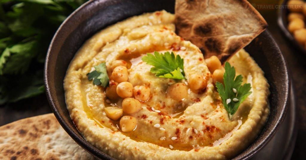 Middle Eastern Food - Hummus