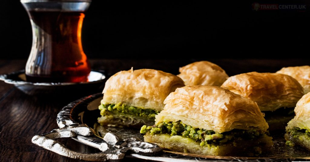 Middle Eastern Food - Baklava