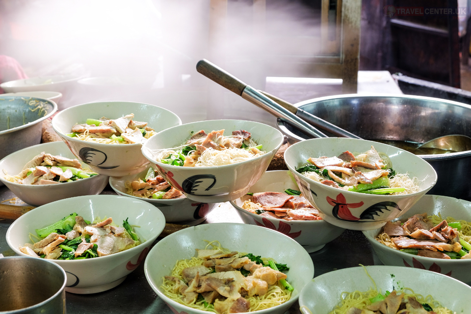 Places to visit in Bangkok - Culinary Adventure