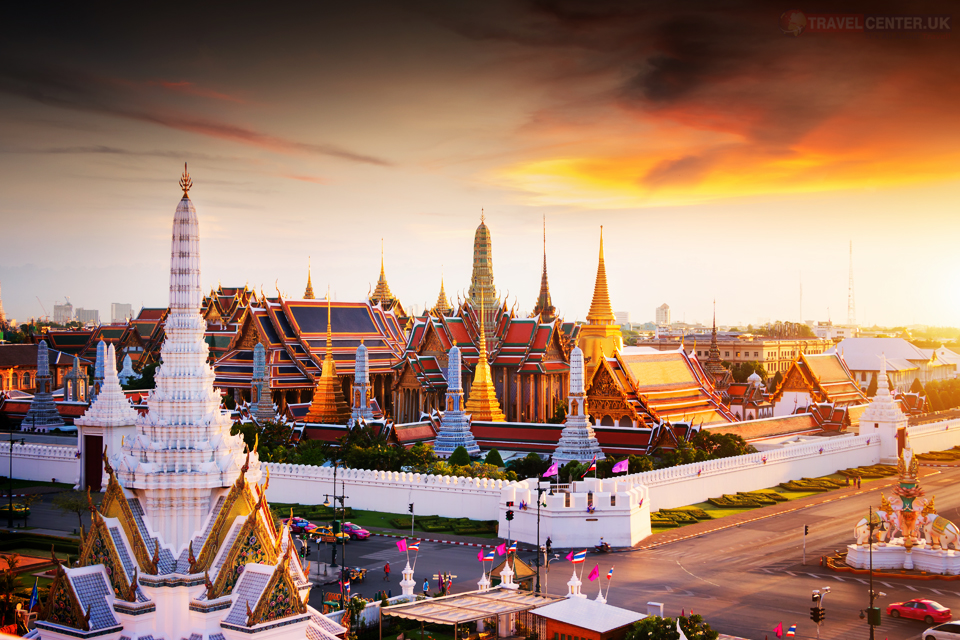 Places to visit in Bangkok - The Grand Palace
