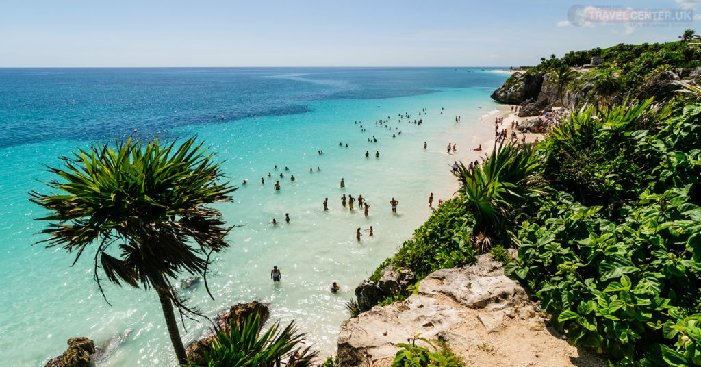 Things to do in Cancun - Tulum Beach