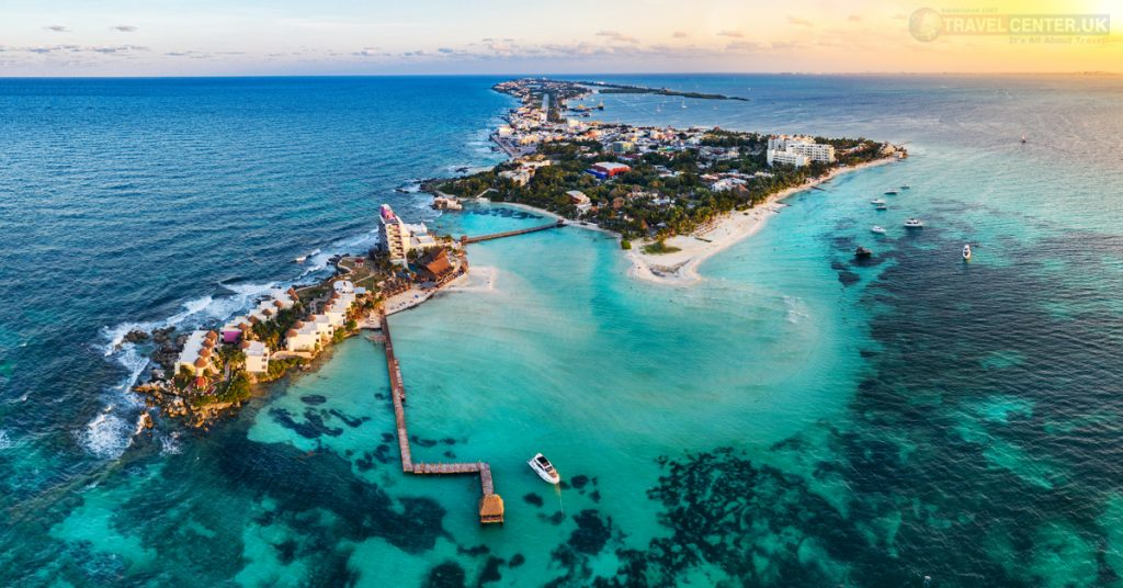 Things to do in Cancun - Isla Mujeres