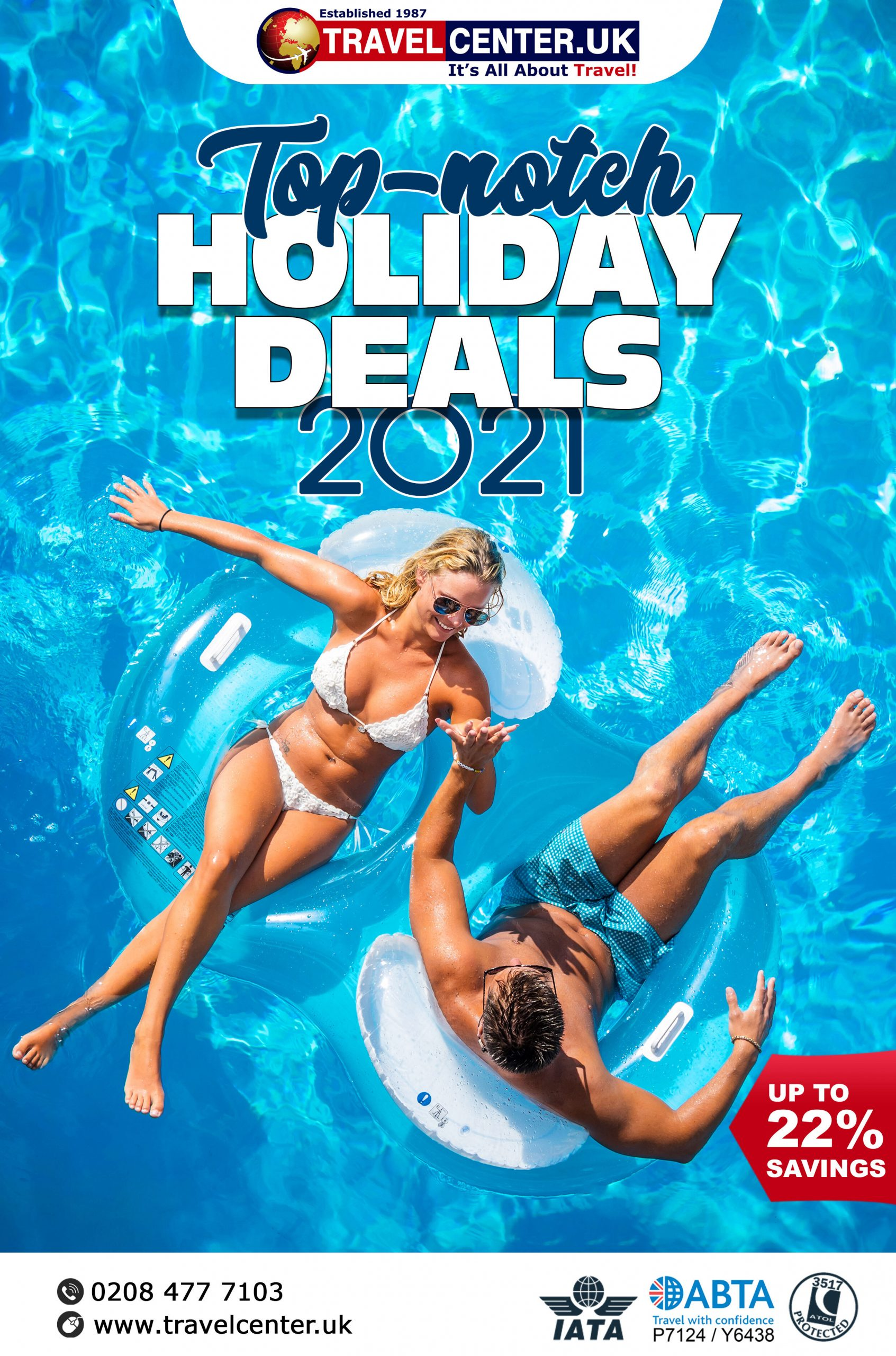 Top-notch Holiday deals 2021