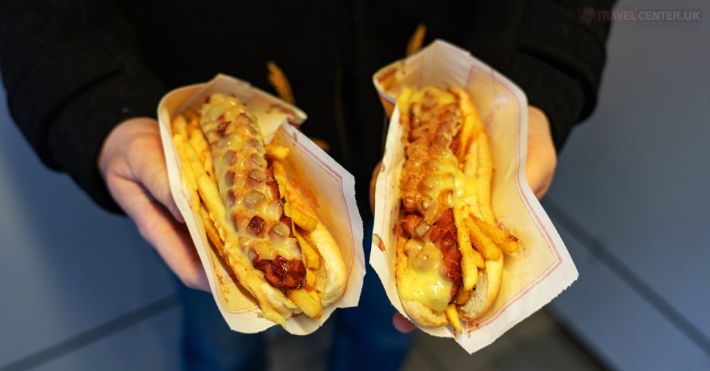 Dishes to try in Iceland - Hot Dogs