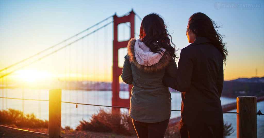 LGBTQ friendly holiday destinations - San Francisco​​