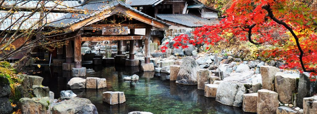 Thermal Springs - Takaragawa Hot Spring