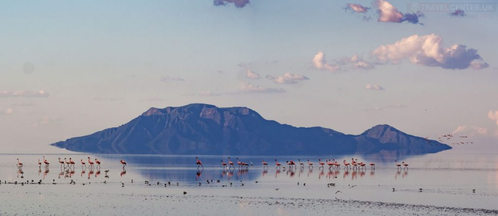 Weirdest places on earth - Lake Natron in Africa