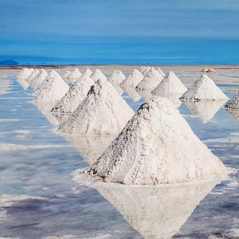 The most beautiful places in the world - Salar De Uyuni, South Bolivia