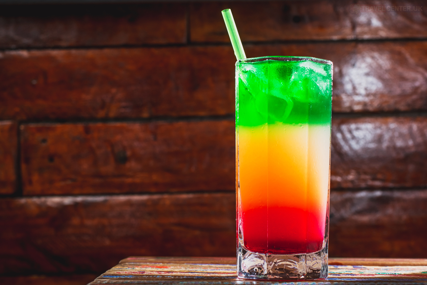 The Bob Marley Cocktail