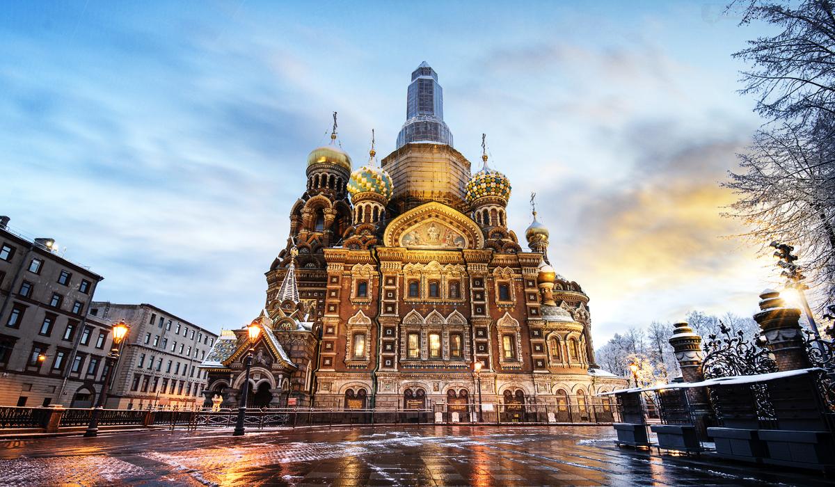 Cities to visit in 2021 - Church of Savior