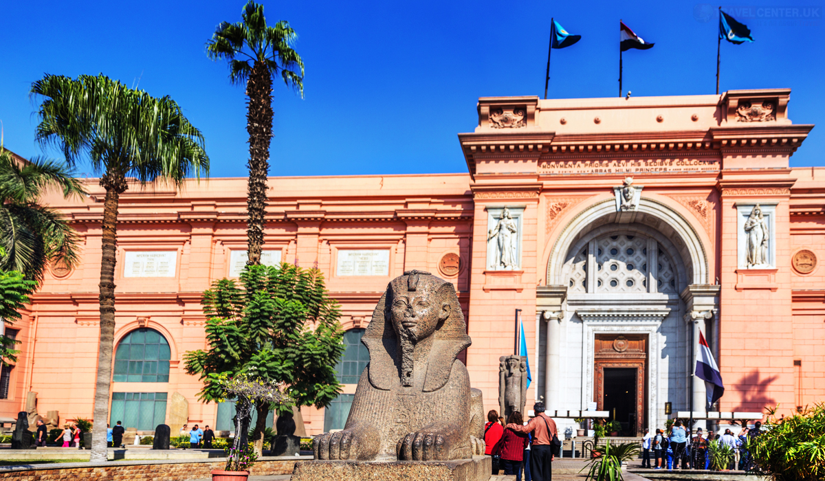 Cities to visit in 2021 - Egyptian Museum