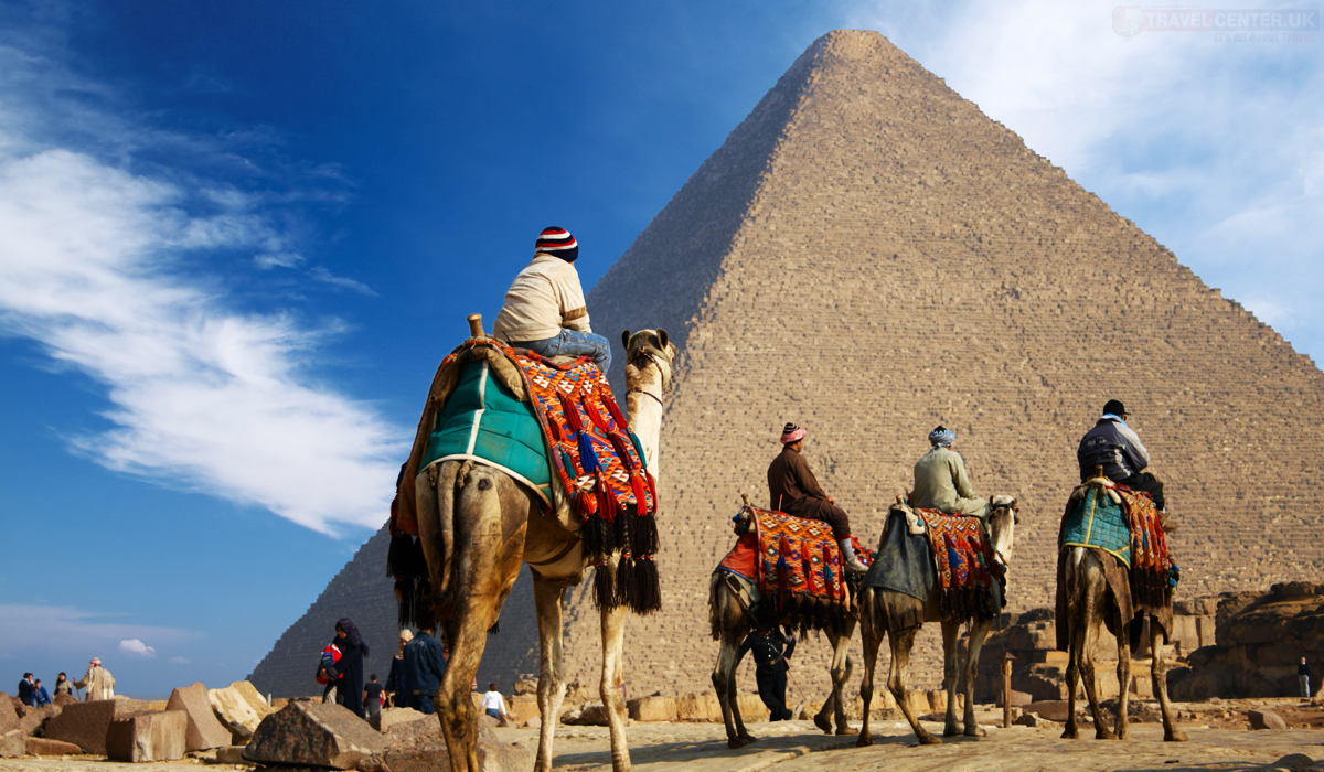 Cities to visit in 2021 - Great Pyramids