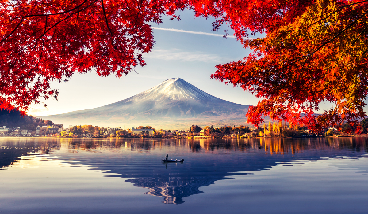 Cities to visit in 2021 - Mountain Fuji