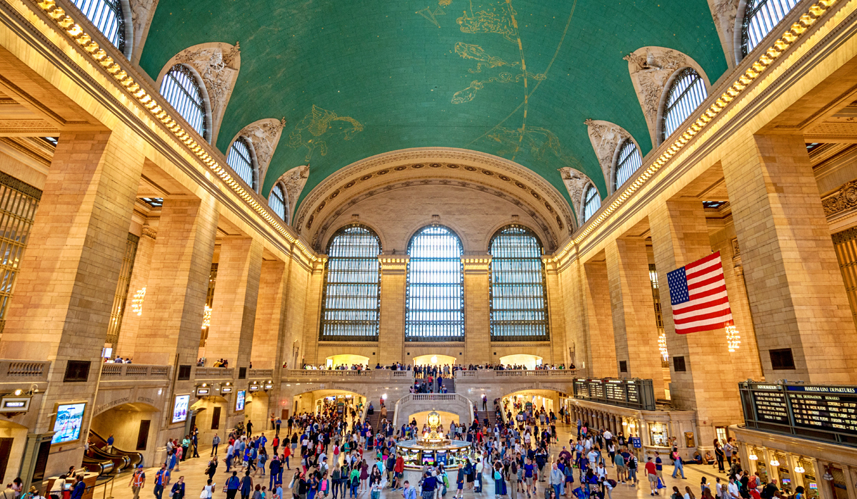 Valentine's Day ideas - Grand Central Station