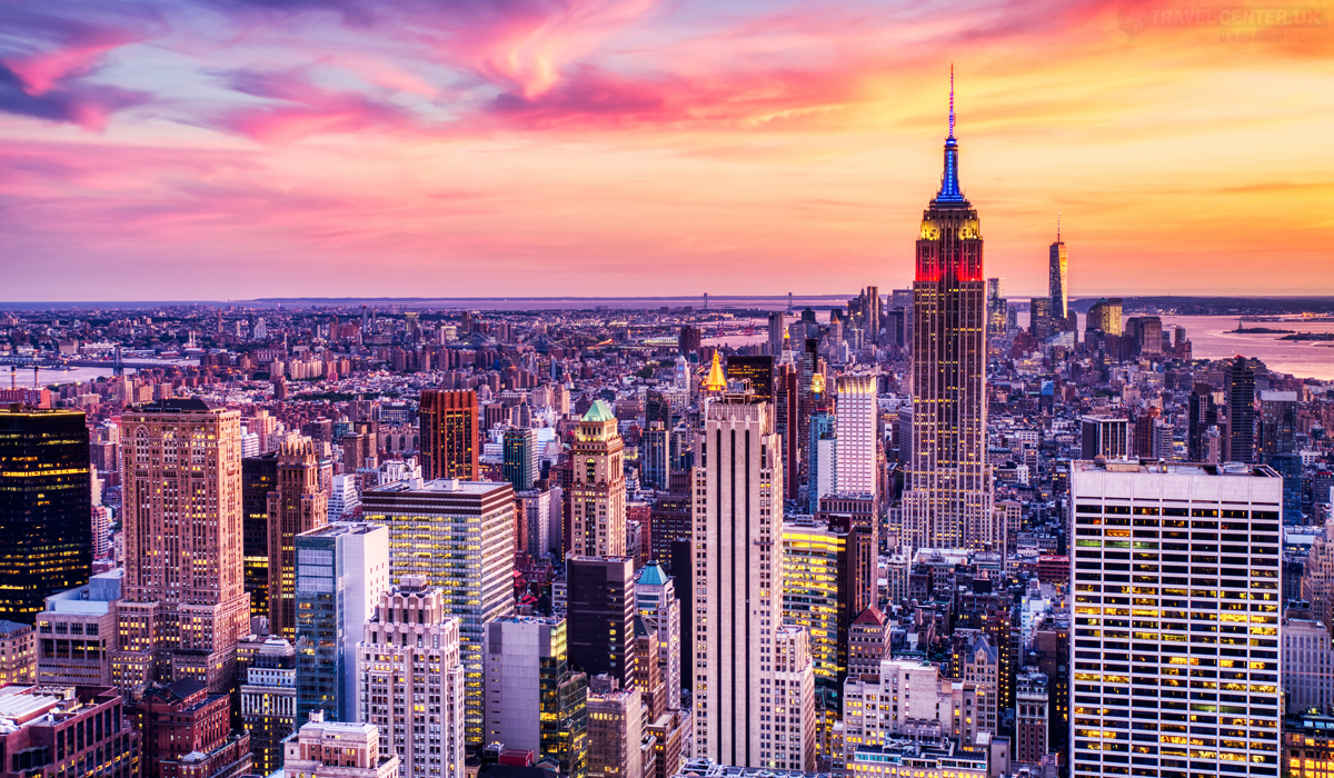 Valentine's Day ideas - The Empire State Building