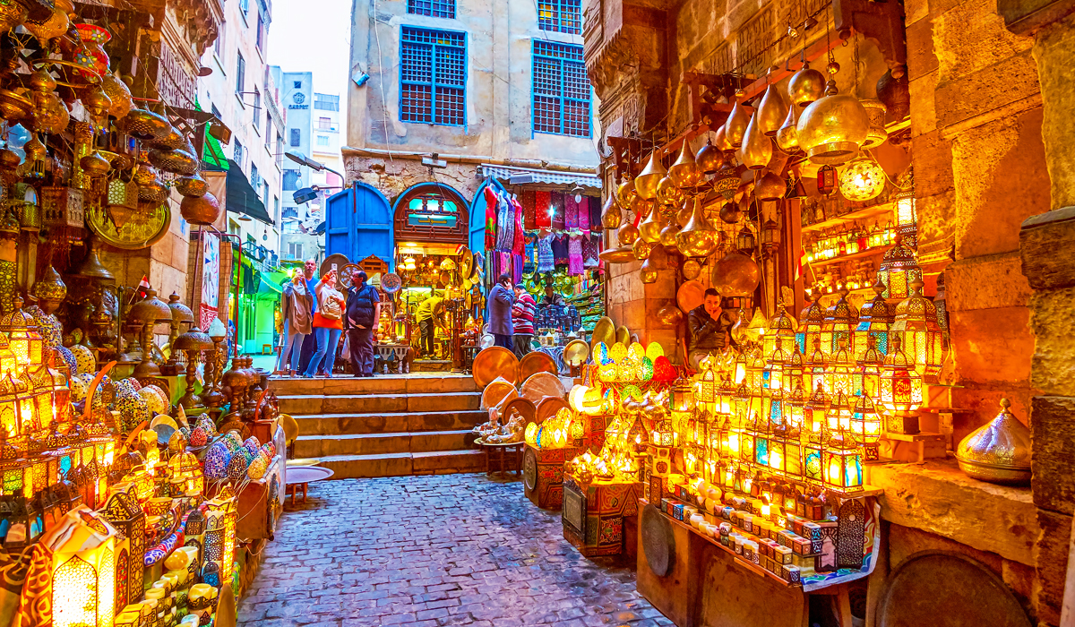 Cities to visit in 2021 - The bright arabian lamps Cairo