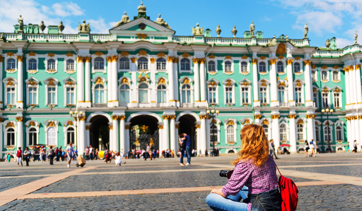Cities to visit in 2021 - Winter Palace Saint Petersburg Russia