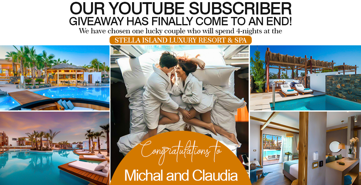 Hotel Giveaway