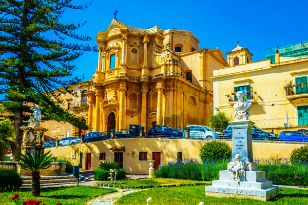 Town of Italy - Noto, Sicily