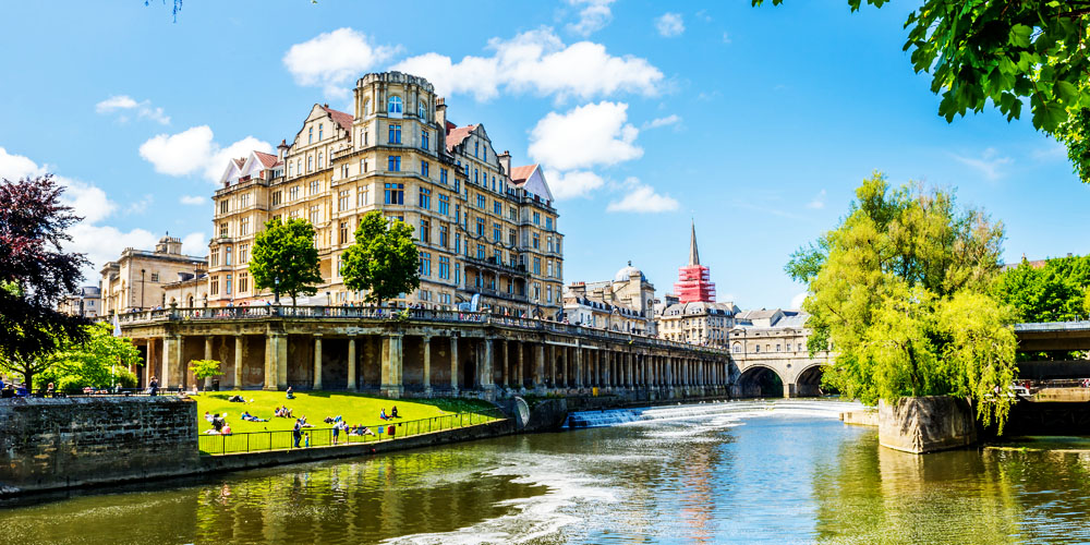 Places to visit in the UK - Bath