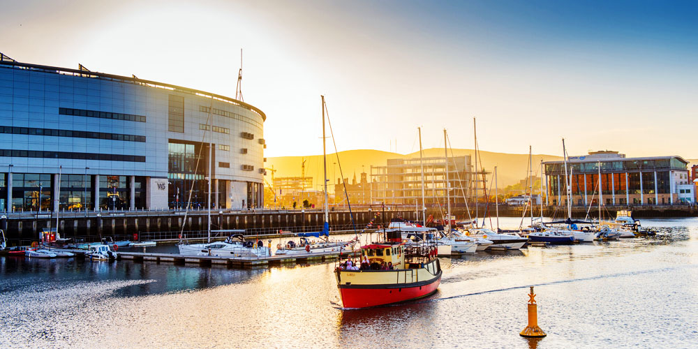 Places to visit in the UK - Belfast