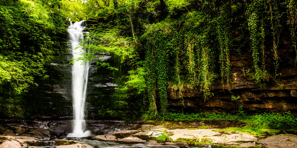 Places to visit in the UK - Brecon Beacons national park