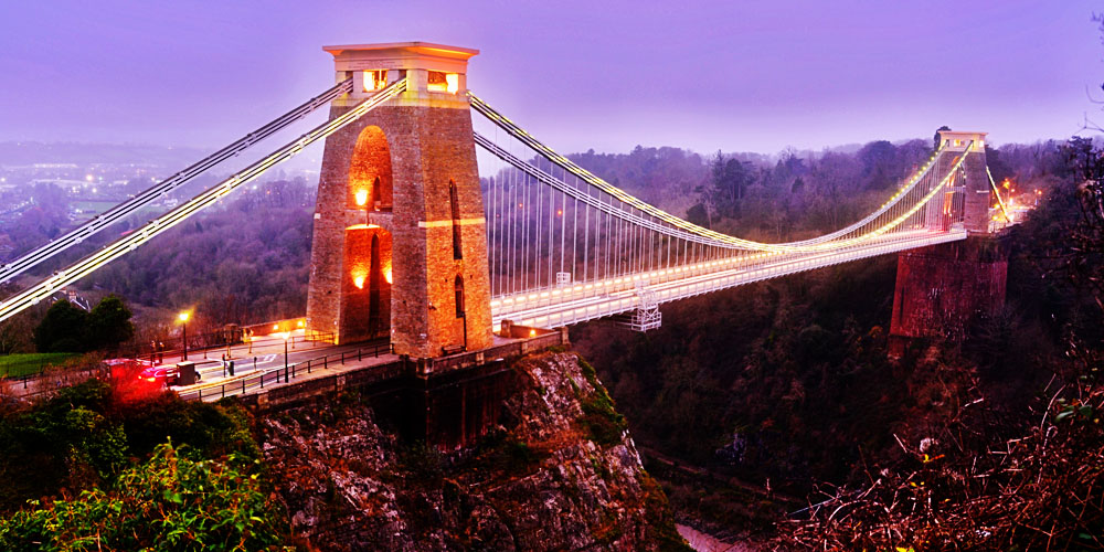Places to visit in the UK - Bristol